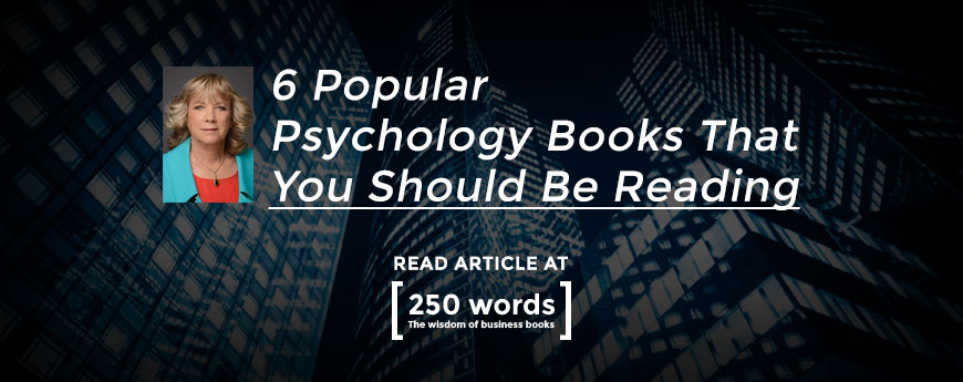 Six Popular Psychology Books That You Should Be Reading