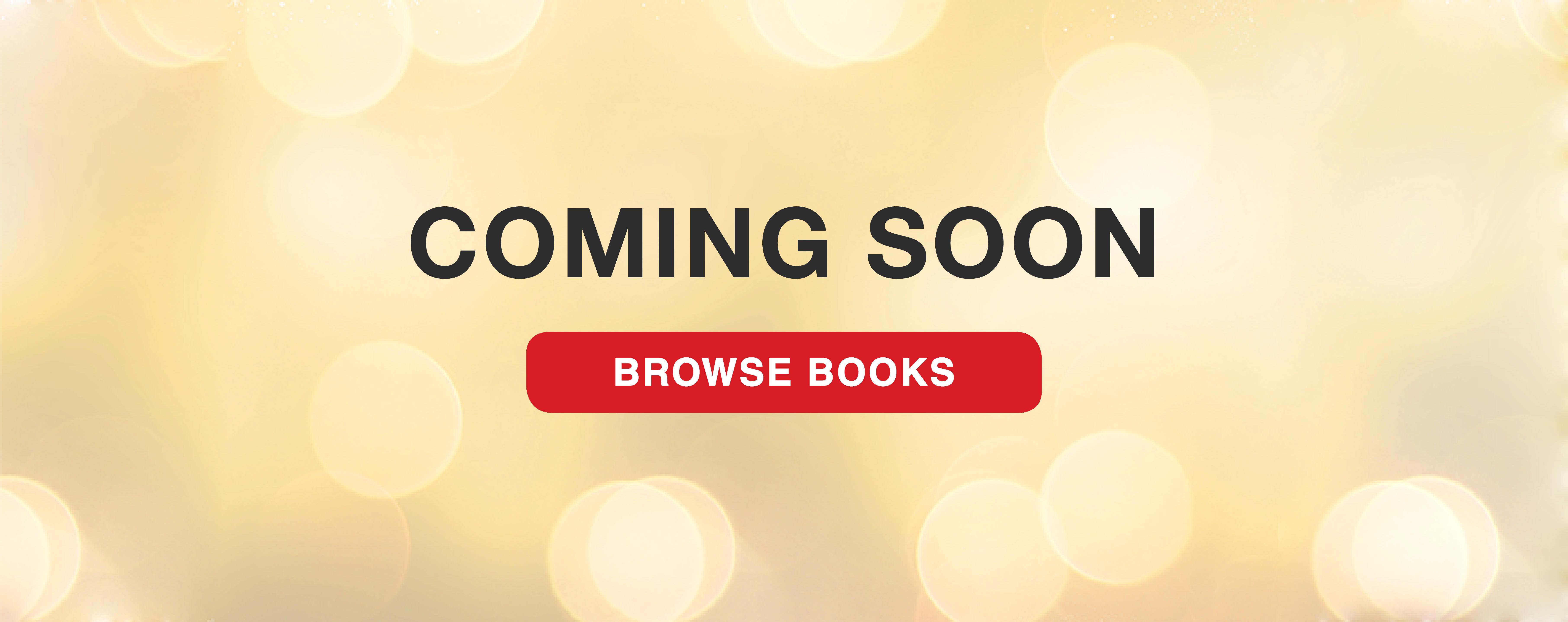 Coming Soon. ‹ ›