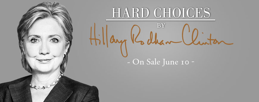 Hillary Rodham Clinton Memoir Title Announcement