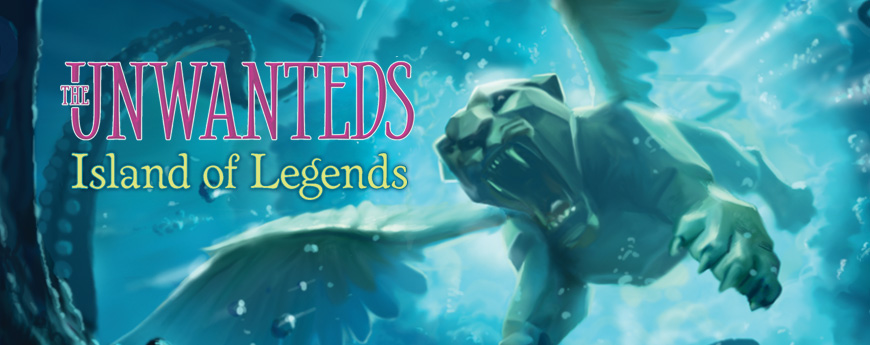 The Unwanteds: Island of Legends