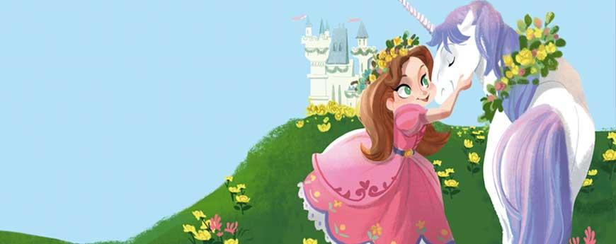 Unicorn Magic: Bella's Birthday Unicorn