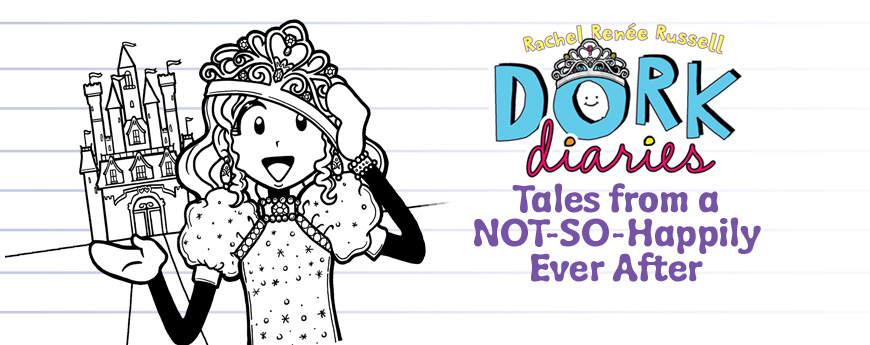 Dork Diaries 8: Tales from a Not-So-Happily After