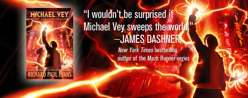 Michael Vey #4: Hunt for Jade Dragon