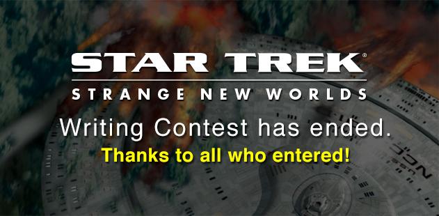 Star Trek Contest Ends
