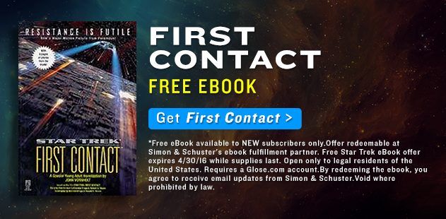 First Contact Free eBook