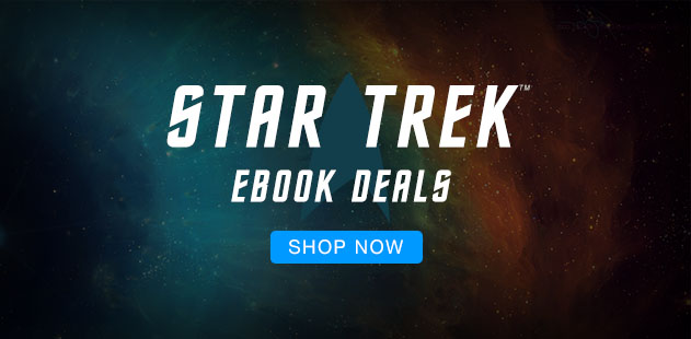 Star Trek eBook Promo