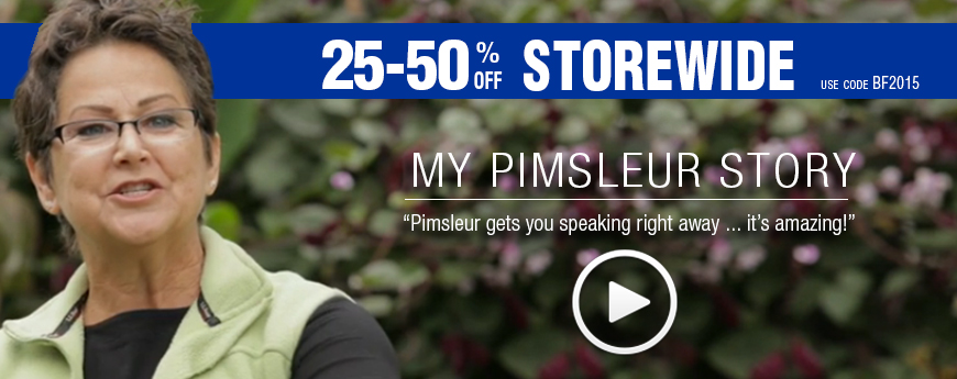 My Pimsleur Story