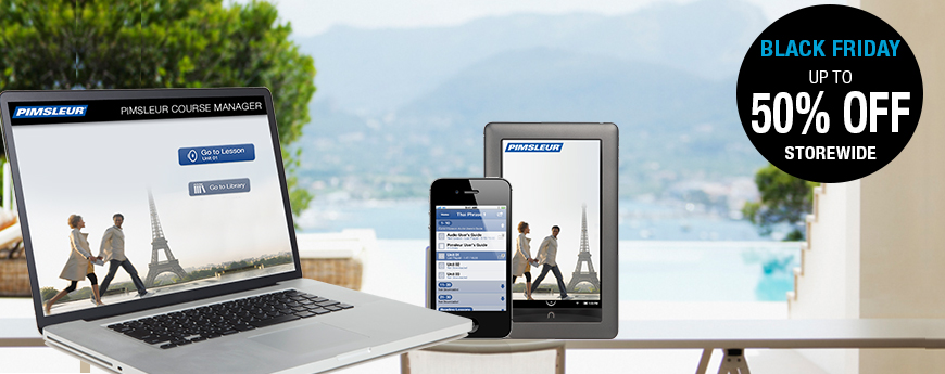 NEW PIMSLEUR COURSE MANAGER APP IS HERE
