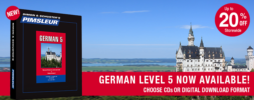 German Level 5 Now Available!