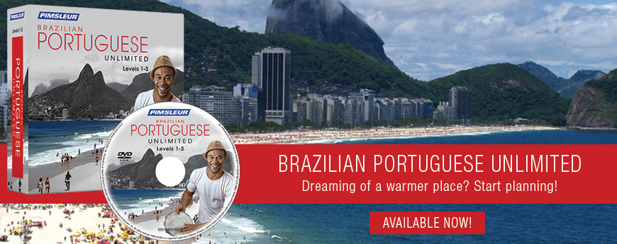 New! Unlimited Brazilian Portuguese