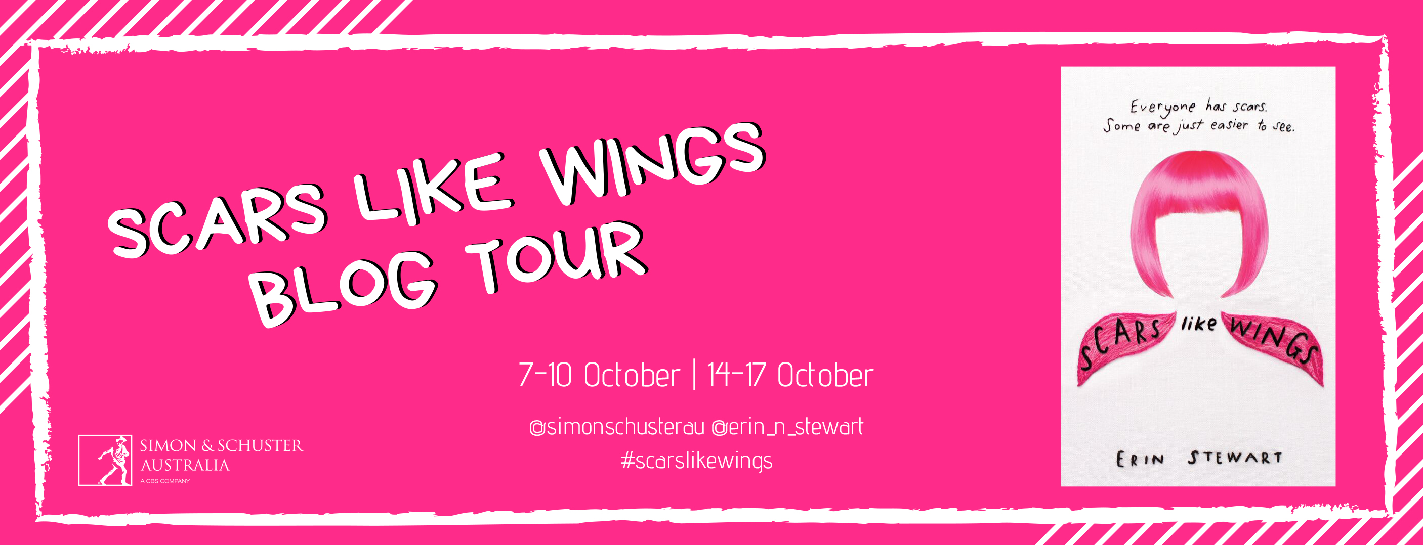 Scars Like Wings Blog Tour