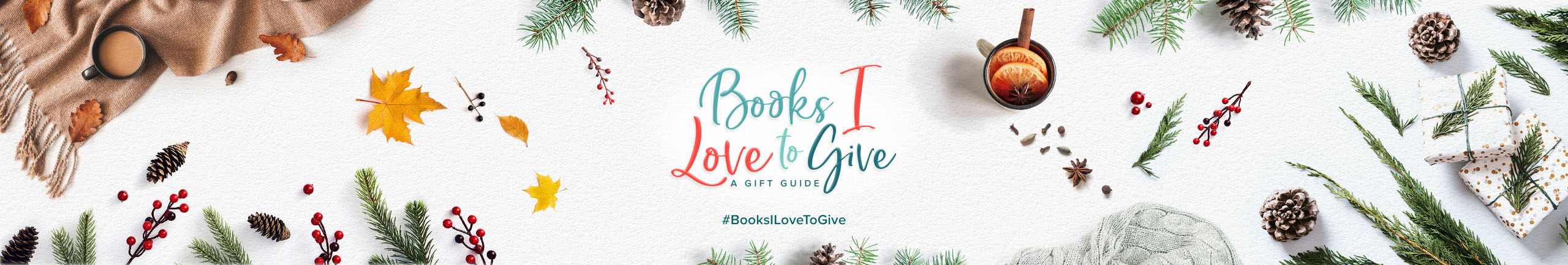 Books I Love To Give
