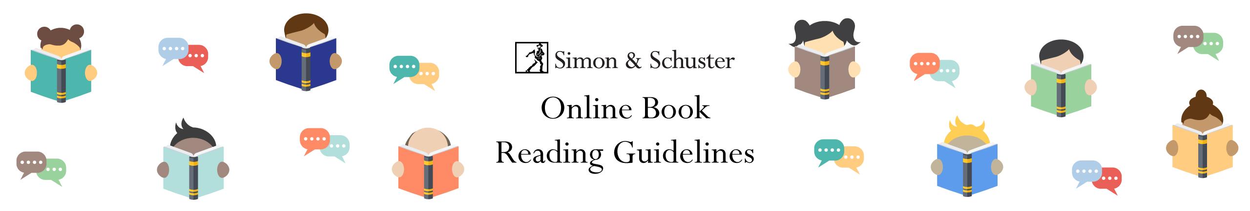 Simon & Schuster Online Read-Aloud Guidelines