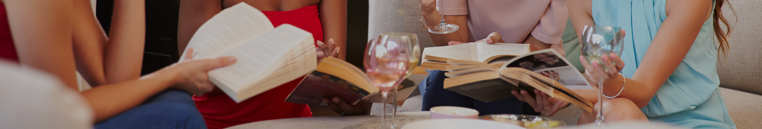 nvite Your Favorite Author to Join Your Next Book Club Meeting