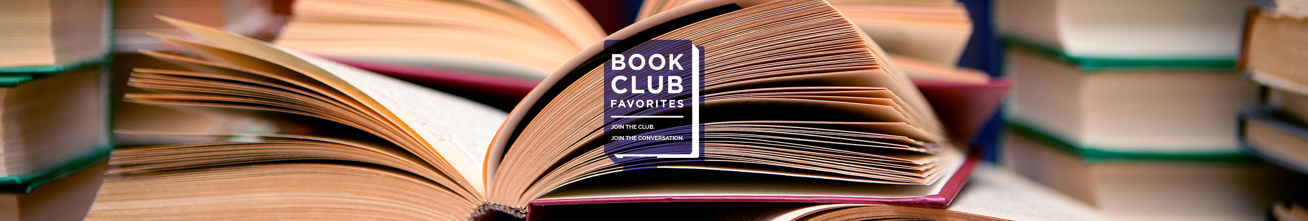 Welcome to Book Club Favorites!