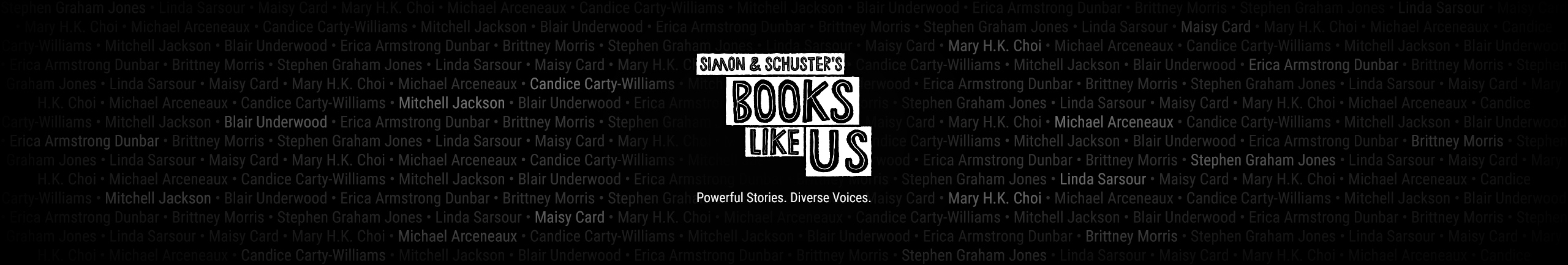 Books Like Us