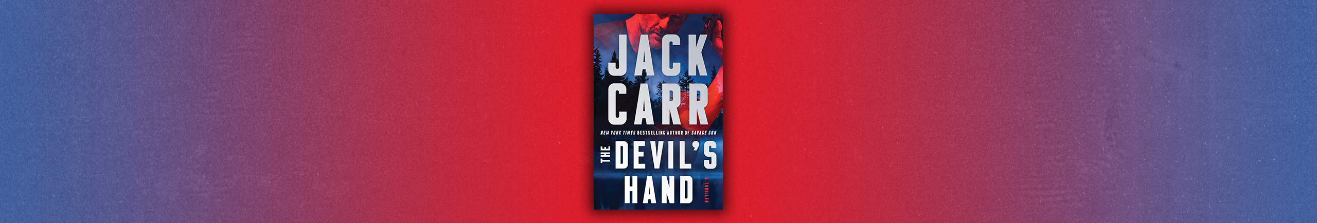 Devil's Hand by Jack Carr
