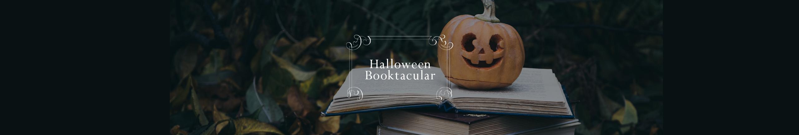 Halloween Booktacular
