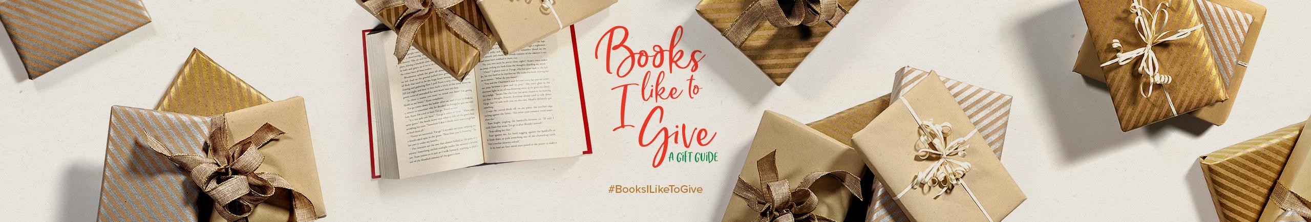 Books I Like to Give