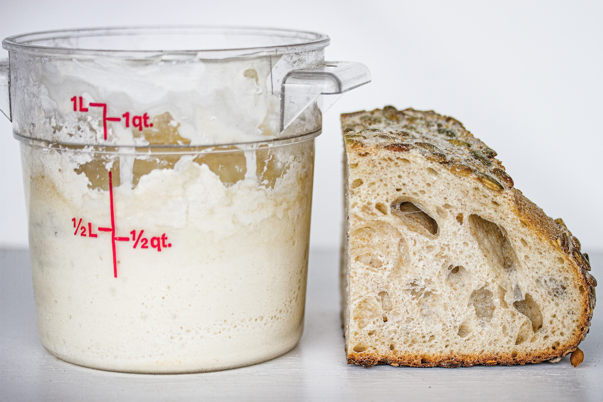 Sourdough Or Levain Debunking The Myths And Mysteries Of Harnessing Wild Yeast Simon Schuster
