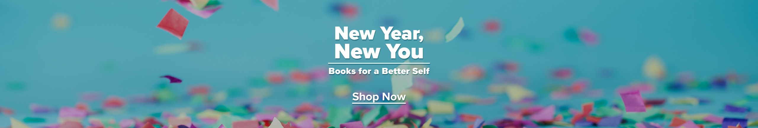 New Year New You Books for a Better Self Shop Now