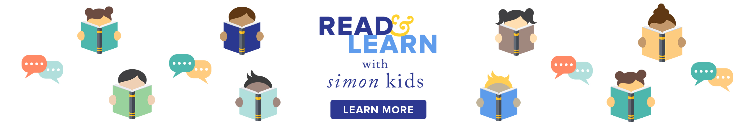 Read & Learn with Simon & Schuster Kids
